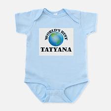 World's Best Tatyana Body Suit