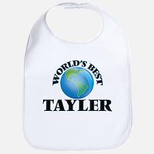 World's Best Tayler Bib