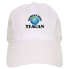 World's Best Teagan Baseball Cap