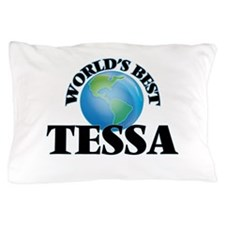 World's Best Tessa Pillow Case