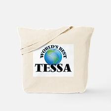 World's Best Tessa Tote Bag