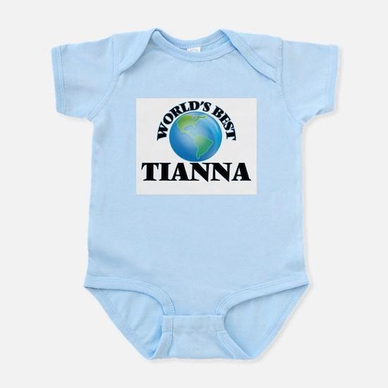 World's Best Tianna Body Suit