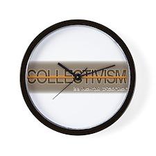 Collective Dis_Order Wall Clock