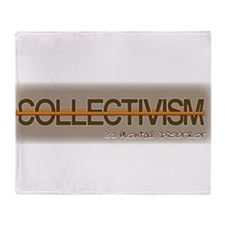 Collective Dis_Order Throw Blanket