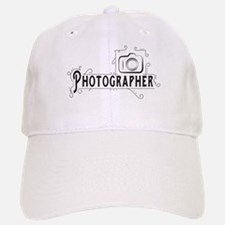 Photographer Baseball Baseball Cap