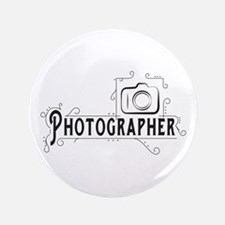 "Photographer 3.5"" Button"