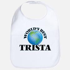 World's Best Trista Bib