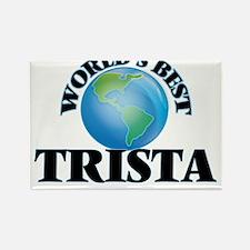 World's Best Trista Magnets