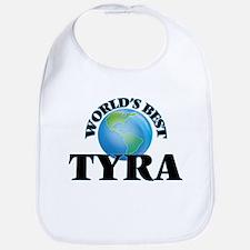 World's Best Tyra Bib