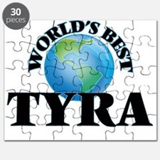 World's Best Tyra Puzzle