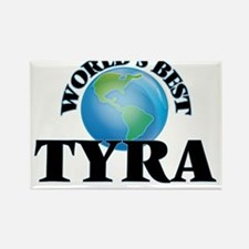 World's Best Tyra Magnets