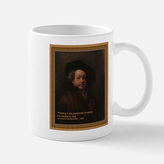 Rembrandt van Rijn Mugs