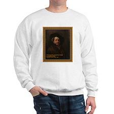 Rembrandt van Rijn Sweatshirt
