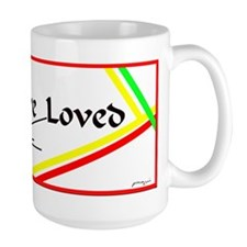 "'You are Loved"" Ceramic Mugs"