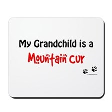 Cur Grandchild Mousepad