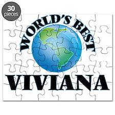 World's Best Viviana Puzzle