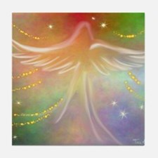 Spirit Angel Tile Coaster
