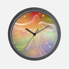 Spirit Angel Wall Clock