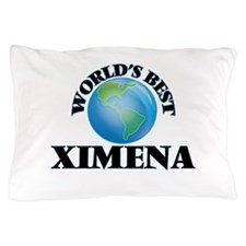 World's Best Ximena Pillow Case