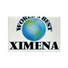 World's Best Ximena Magnets
