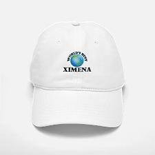 World's Best Ximena Baseball Baseball Cap