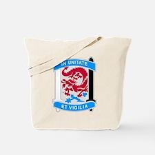 501st Military Intelligence Brigade Disti Tote Bag