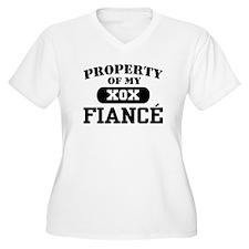 Property of my Fiance T-Shirt