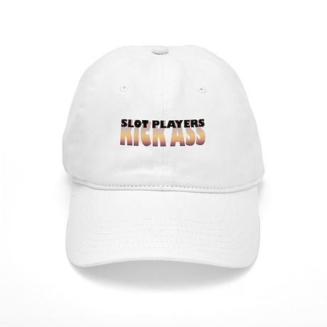 Slot Players Kick Ass Cap