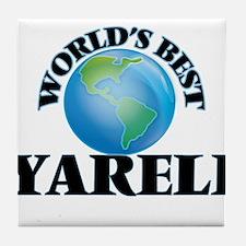 World's Best Yareli Tile Coaster
