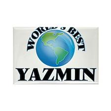World's Best Yazmin Magnets