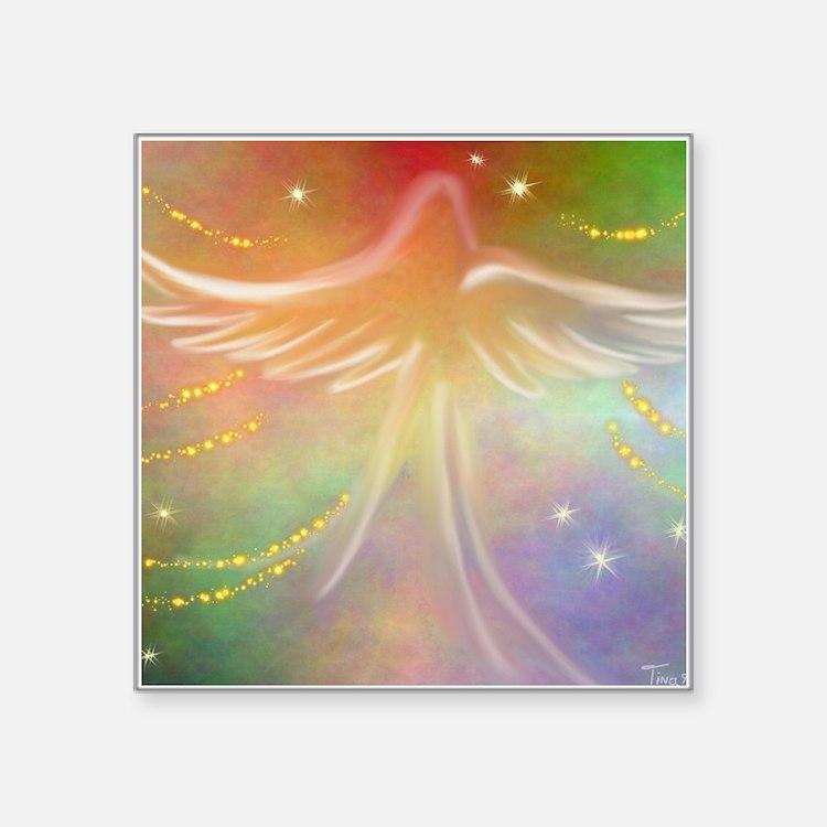 Spirit Angel Sticker