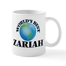 World's Best Zariah Mugs