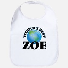 World's Best Zoe Bib