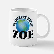 World's Best Zoe Mugs