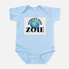 World's Best Zoie Body Suit