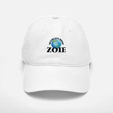World's Best Zoie Baseball Baseball Cap
