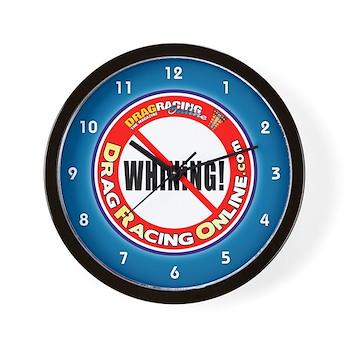 DRO No Whining Wall Clock