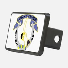 7th Cavalry Regiment-Color Hitch Cover