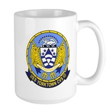 CVS-10 USS YORKTOWN Multi-Purpose Anti-Submar Mugs