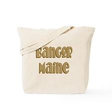 Bangor Maine Tote Bag
