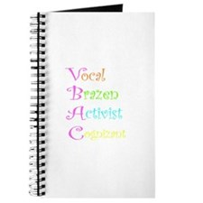 VBAC ABCs Pink Vocal Journal