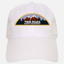 Twin Peaks Sheriff Department Baseball Baseball Cap