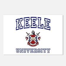 KEELE University Postcards (Package of 8)