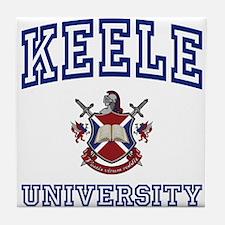 KEELE University Tile Coaster