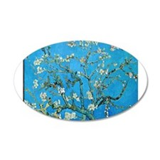 Van Gogh: Almond Blossoms Wall Decal