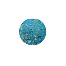 Van Gogh: Almond Blossoms Mini Button