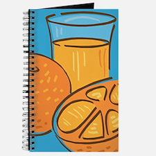 Orange Juice Journal
