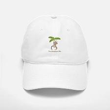 Personalized Monkey Baseball Baseball Cap