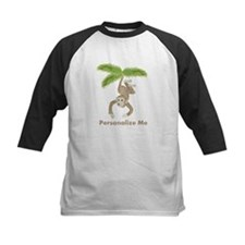 Personalized Monkey Tee