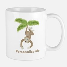 Personalized Monkey Small Small Mug
